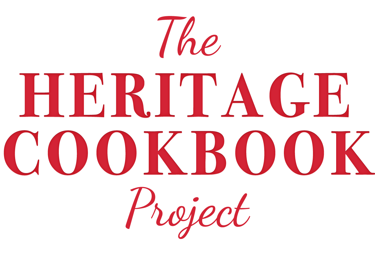 The Heritage Cookbook Project
