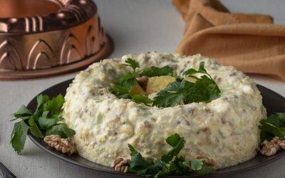 Lemon Jell-O Salad
