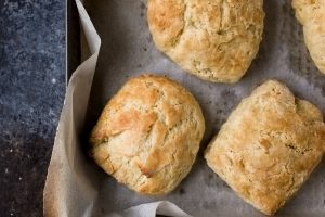 This is an image of Baking Powder Biscuit Recipe