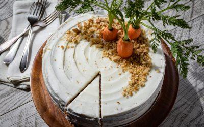 Elsie's Carrot Cake