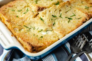 This is am image of Easy breakfast casserole recipe