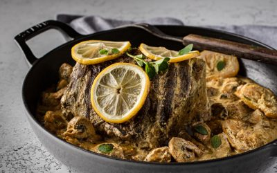 Pot Roast in Sour Cream and Theme Parties